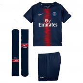 PSG 2018-2019 Home Mini Kit