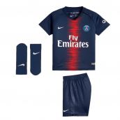 PSG 2018-2019 Home Baby Kit