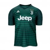 Juventus 2018-2019 Home Goalkeeper Shirt