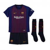 Barcelona 2018-2019 Home Mini Kit