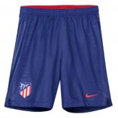 Atletico Madrid 2018-2019 Home Shorts (Kids)