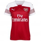 Arsenal 2018-2019 Home Ladies Shirt