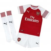 Arsenal 2018-2019 Home Mini Kit
