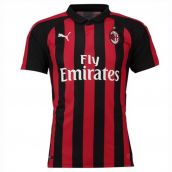 AC Milan 2018-2019 Home Shirt