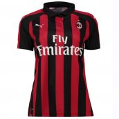 AC Milan 2018-2019 Womens Home Shirt