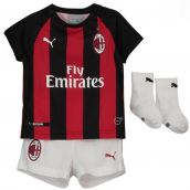 AC Milan 2018-2019 Home Baby Kit