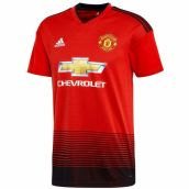 Man Utd 2018-2019 Home Shirt