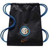 Inter Milan 2018-2019 Allegiance Gym Sack (Black)
