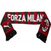 Ac Milan 2018-2019 Fan Scarf (Red)