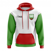 Bulgaria Concept Country Football Hoody (Green)