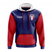 France Concept Country Football Hoody (Red)