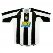 2004-05 Juventus Home Nike Football Shirt (Kids)