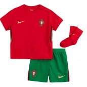 Portugal 2020-2021 Home Baby Kit
