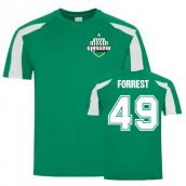 James Forrest Celtic Sports Training Jersey (Green)