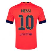 Barcelona 14-15 Away Shirt (Messi 10 )