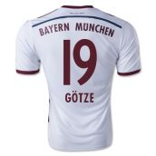Bayern Munich 14-15 Away Shirt (Gotze 19) - Kids