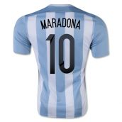 Argentina 15-16 Home Shirt (Maradona 10) - Kids