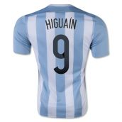 Argentina 15-16 Home Shirt (Higuain 9) - Kids