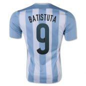 Argentina 15-16 Home Shirt (Batistuta 9) - Kids
