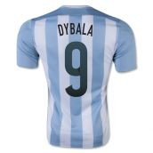 Argentina 15-16 Home Shirt (Dybala 9) - Kids