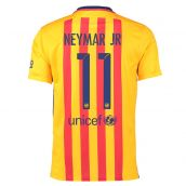 Barcelona 15-16 Away Shirt (Neymar Jr 11)
