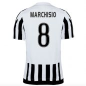 Juventus 15-16 Home Shirt (Marchisio 8)