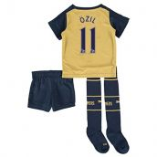 2015-16 Arsenal Mini Kit Away ( zil 11)