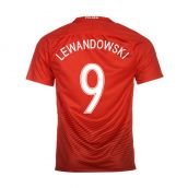 Poland 16-17 Away Shirt (Lewandowski 9)