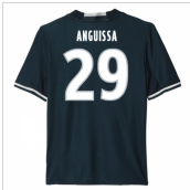 2016-17 Marseille Away Shirt (Anguissa 29) - Kids