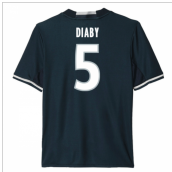 2016-17 Marseille Away Shirt (Diaby 5) - Kids