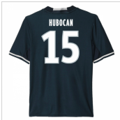 2016-17 Marseille Away Shirt (Hubocan 15) - Kids
