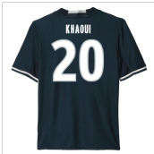 2016-17 Marseille Away Shirt (Khaoui 20) - Kids