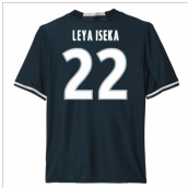 2016-17 Marseille Away Shirt (Leya Iseka 22) - Kids