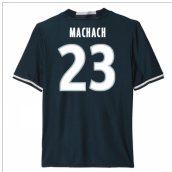2016-17 Marseille Away Shirt (Machach 23) - Kids