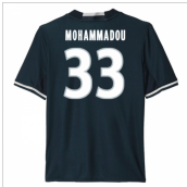 2016-17 Marseille Away Shirt (Mohammadou 33) - Kids