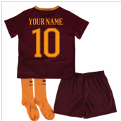 2016-17 Roma Home Mini Kit (Your Name)