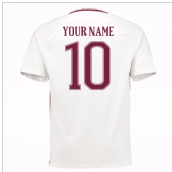 2016-17 Roma Away Shirt (Your Name) -Kids