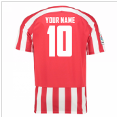 2016-17 Athletic Bilbao Home Shirt (Your Name) -Kids