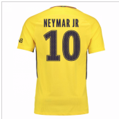2017-18 PSG Away Shirt (Neymar Jr 10) - Kids