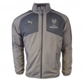 Arsenal 2016-2017 Casual Performance Woven Jacket (Grey) - Kids