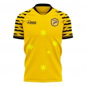 Australia 2020-2021 Home Concept Football Kit (Libero) - Kids