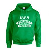 Celtic Birth Of Football Hoody (red)