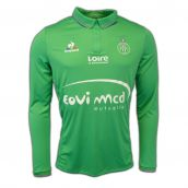St Etienne 2016-2017 Home Long Sleeve Shirt