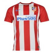 Atletico Madrid 2016-2017 Home Shirt (Kids)