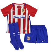 Atletico Madrid 2016-2017 Home Mini Kit