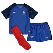 France 2016-2017 Home Baby Kit