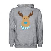 Marseille Rudolph Supporters Hoody (grey) - Kids