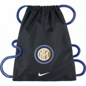 Inter Milan 14-15 Allegiance Gym Bag (Black)