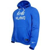Inter Milan 2016-2017 Core Hooded Top (Blue)