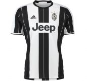 Juventus 2016-2017 Home Shirt